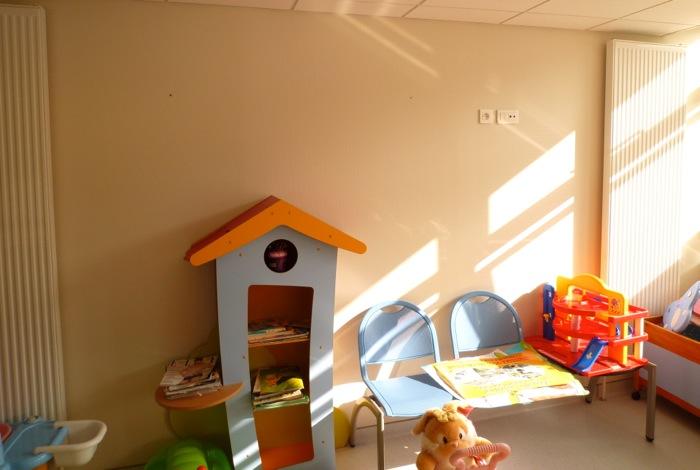 Service de pédiatrie bureaux des consultations hôpital de